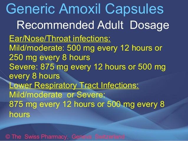 Amoxicillin 500 Mg 2 Capsules Twice A Day