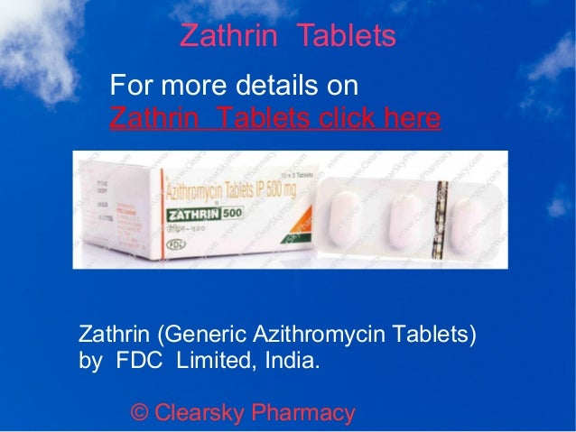 azithromycin and pregnancy