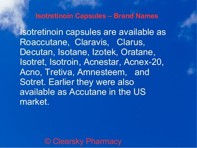 pharmacie Accutane