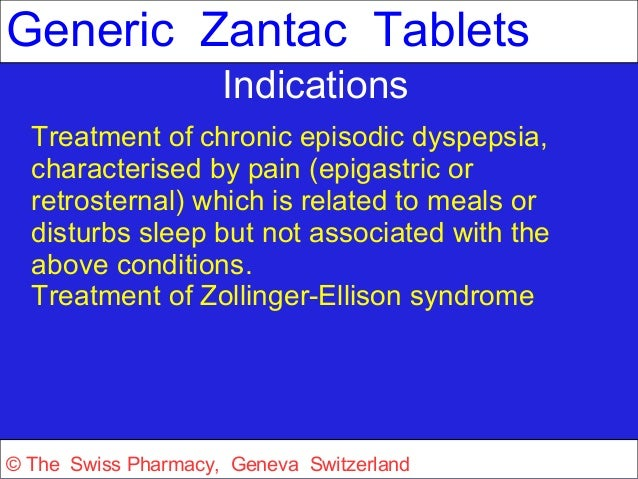 Ranitidine hcl dose for zollingerellison syndrome
