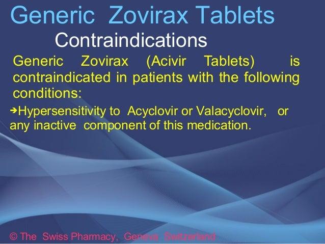 acyclovir 800 mg 5 times a day