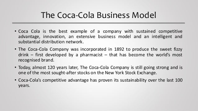 generic benchmarking coca cola This coca cola swot analysis reveals how the company controlling one of the most iconic brands of all time used its competitive advantages to become the world's second largest beverage manufacturer.