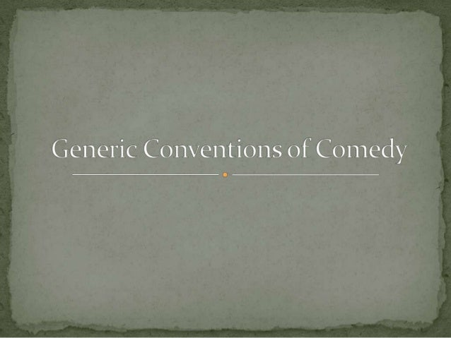 generic conventions of texts This presentation outlines the conventions of the science fiction genre and why they are used.