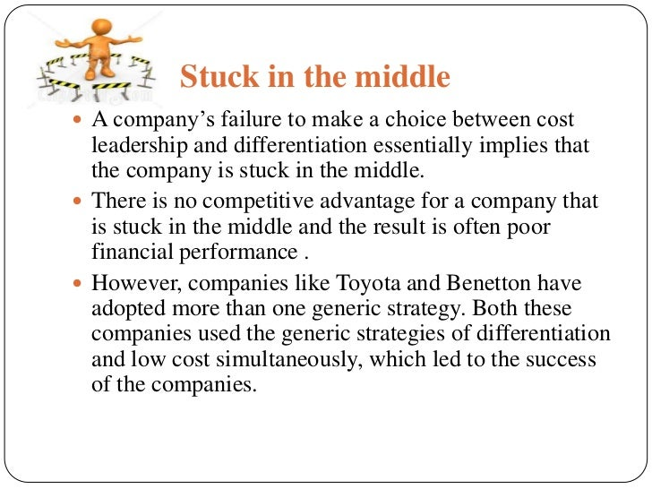 toyota s porter generic strategy Porter's generic strategies which were first published in 1980,  so whether it's  your favorite google, facebook, toyota or amazon, none of.