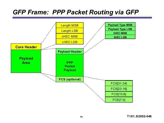 Generic framing procedure
