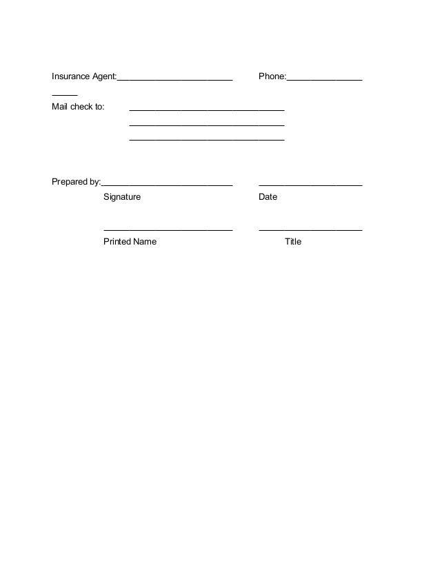 Generic hoa status letter