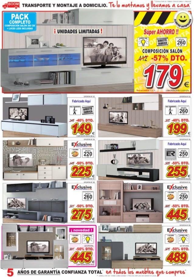 Lovely Catálogo De Ofertas En Muebles ¡Gran Escuela Del Ahorro! | Muebles BOOM