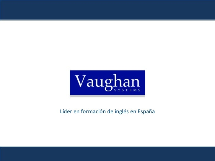 Líder en formación de inglés en España