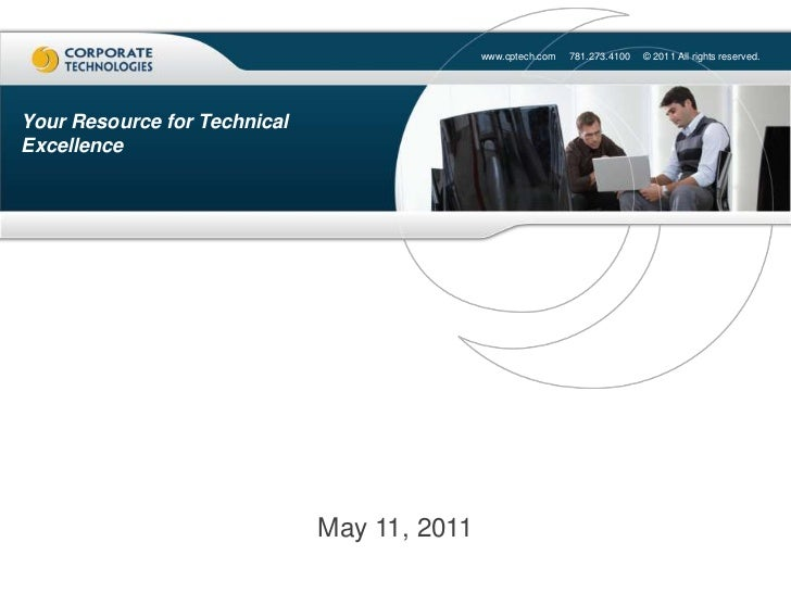 Your Resource for Technical Excellence <br />