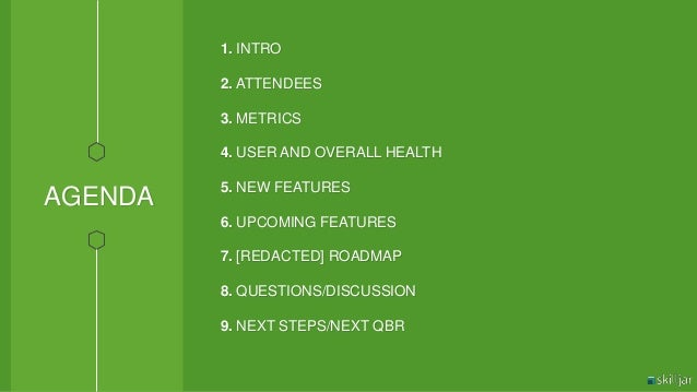 Customer success quarterly business review qbr template customer success quarterly business review molly barber customer success manager november 17 2015 2 wajeb Gallery