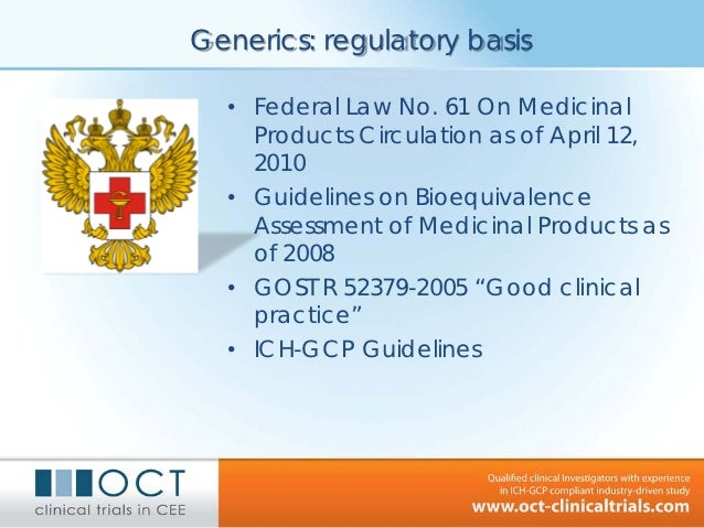 IMPLEMENTATION OF NEW EU BIOEQUIVALENCE GUIDELINES ...