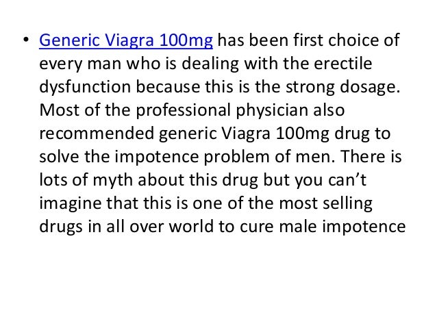 generic viagra approved by the fda