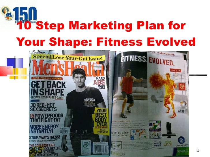 10 Step Marketing Plan for Your Shape: Fitness Evolved