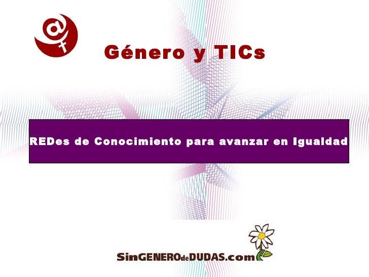 Genero y TICs Slide 2