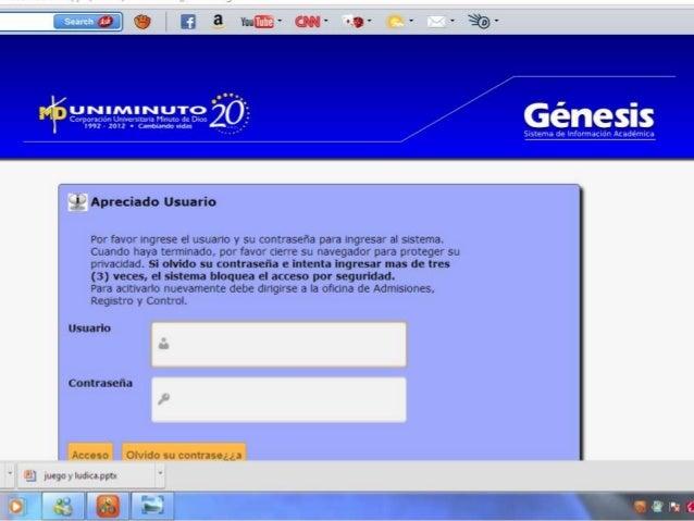 Genesis Slide 3