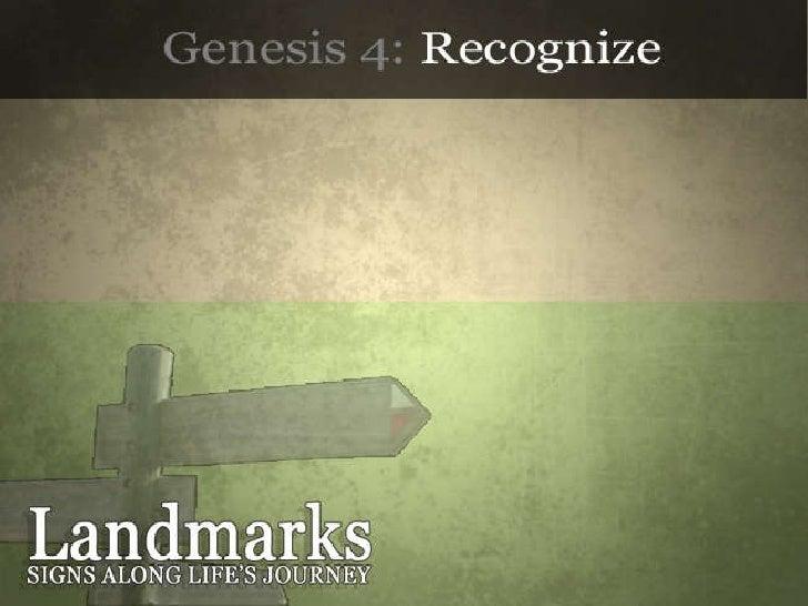 Genesis 4