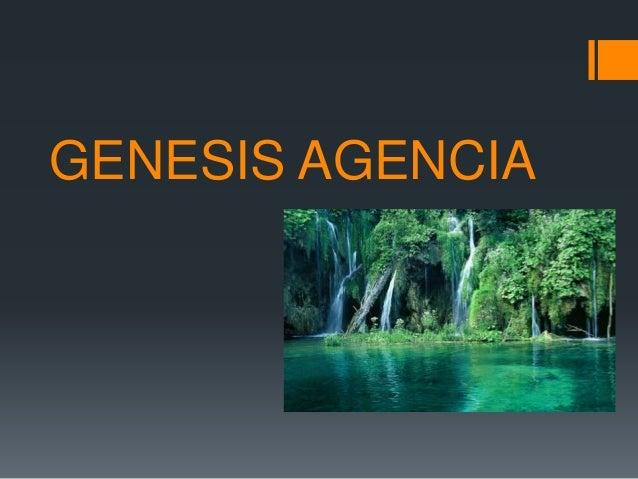 GENESIS AGENCIA