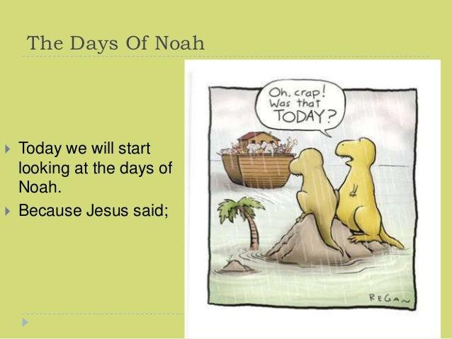 Genesis ch 6, #1, 2012, days of Noah, sons of god, nephilim