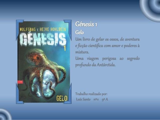 Um livro de gelar os ossos, de aventura e ficção cientifica com amor e poderes à mistura. Uma viagem perigosa ao segredo p...