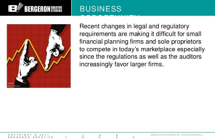 Genesis Integrated Brand Strategy Slide 3