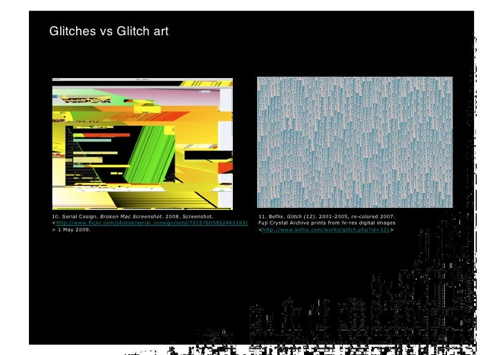 Employ bends and breaks as a metaphor for différance. Use the glitch as an exoskeleton for progress.! glitch alike! Progra...