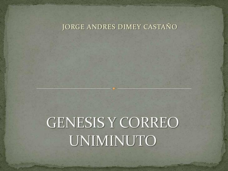 JORGE ANDRES DIMEY CASTAÑO