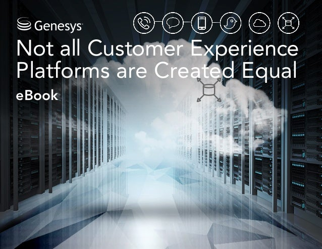 Not all Customer Experience Platforms are Created Equal