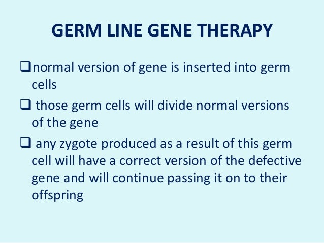Gene Therapy by Anupam Dwivedi (MS)