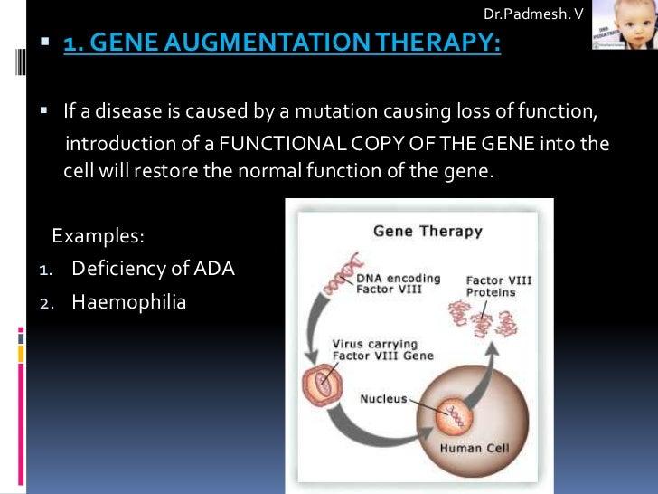 Gene augmentation pdf