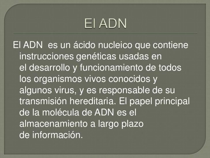 Genetica Slide 3