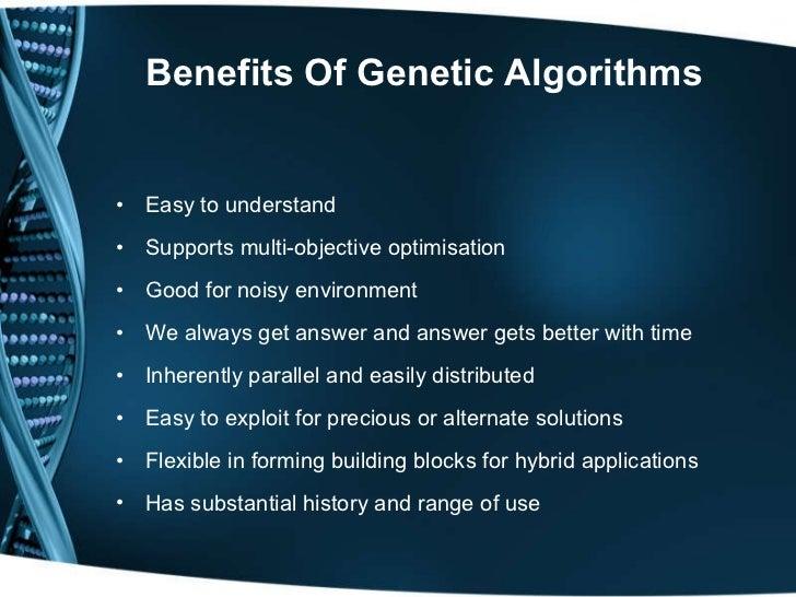 genetic algorithm. Black Bedroom Furniture Sets. Home Design Ideas