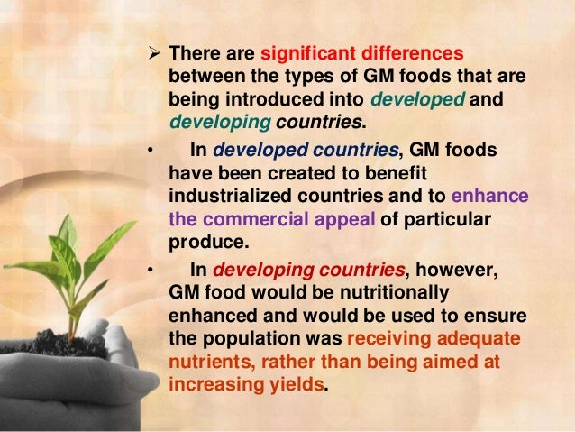 gmf and effects on human health essay Gmf (genetically modified food) essay gm food any other unintended effects of the unintended harm to human health and the environment as a.