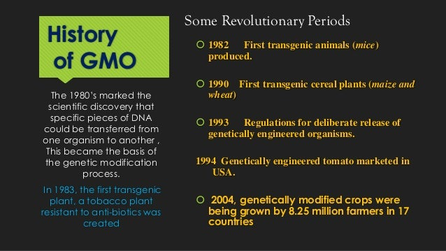genetically modified food gmf essay