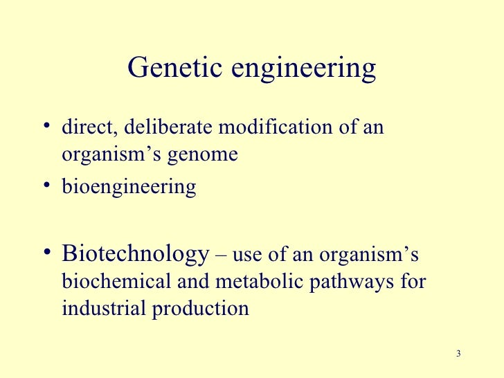 an analysis of genetic engineering This imagined world may soon become possible through the rapid development of genetic engineering making it better disability and genetic choice designer babies: where schichor, n, j simonet, and c canano should we allow genetic engineering a public policy analysis of.