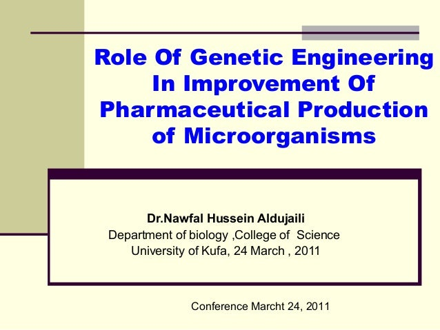 role of microorganisms in biotechnology pdf