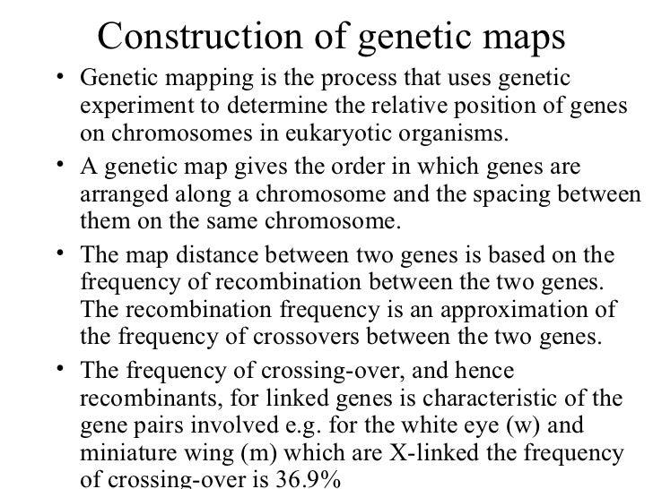 Genetic linkage on