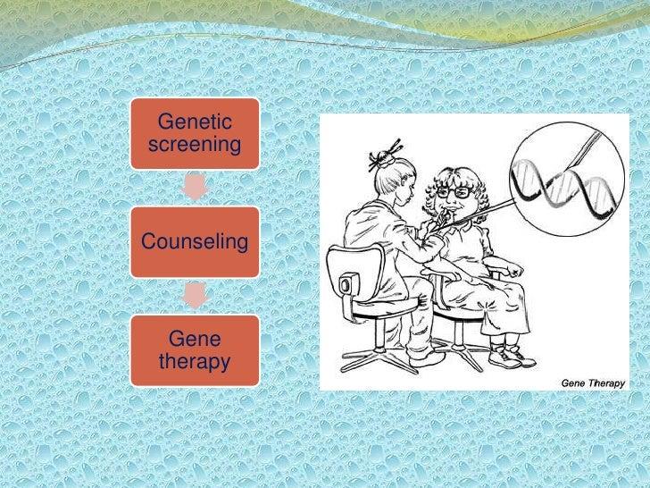 Gene therapy essay