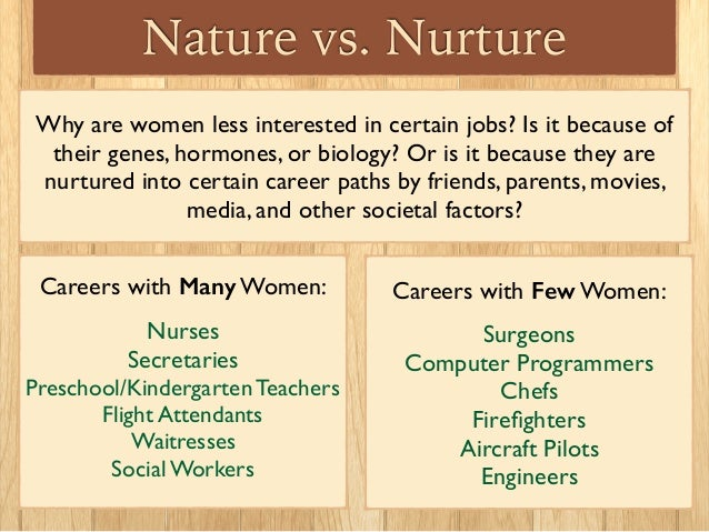 nature versus nurture in brave new A masterful guide to human development that redefines the nature versus nurture debatea much-needed  an enlightening guide to this brave new world,.