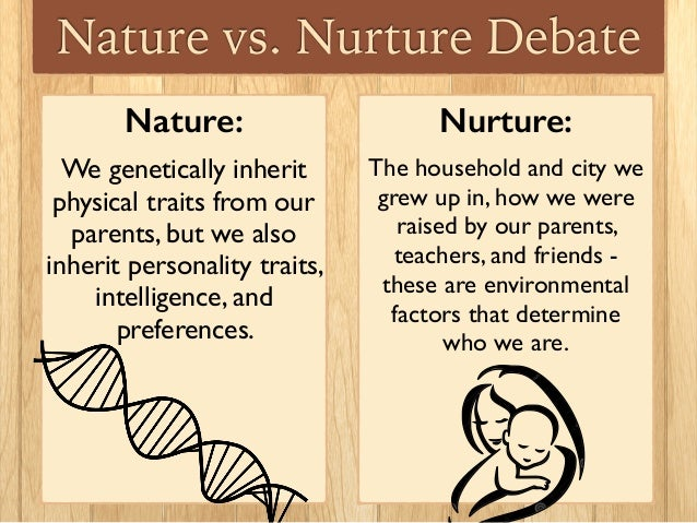 Facts About Nature Vs Nurture
