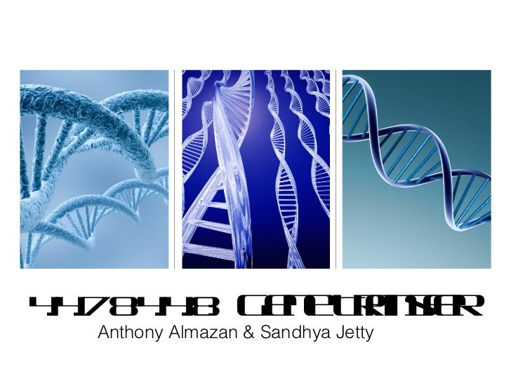 <ul><li>4.4.7 & 4.4.8:   Gene   Transfer </li></ul>Anthony Almazan & Sandhya Jetty