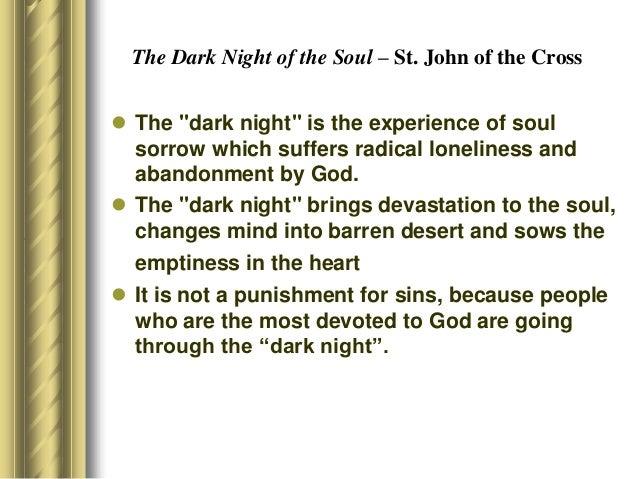マザーテレサ暗い夜の魂