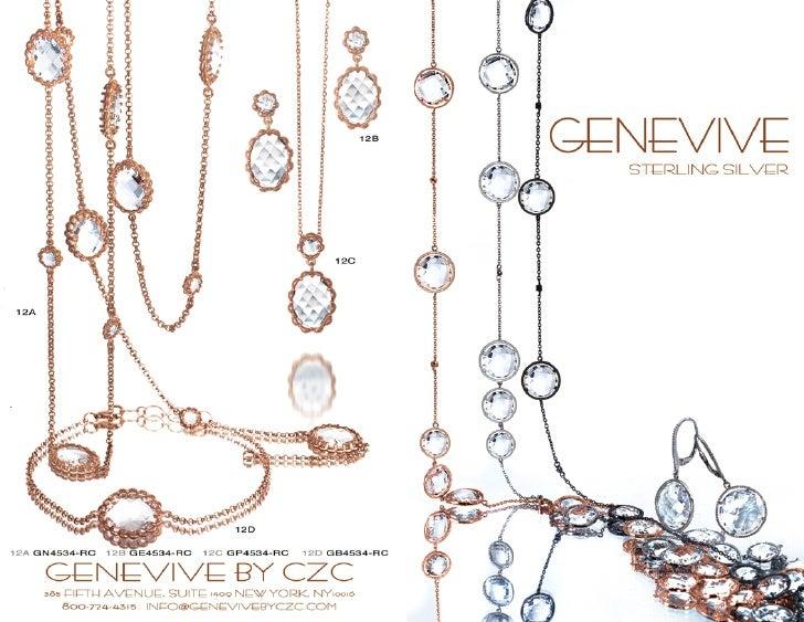 genevive jewelry catalog