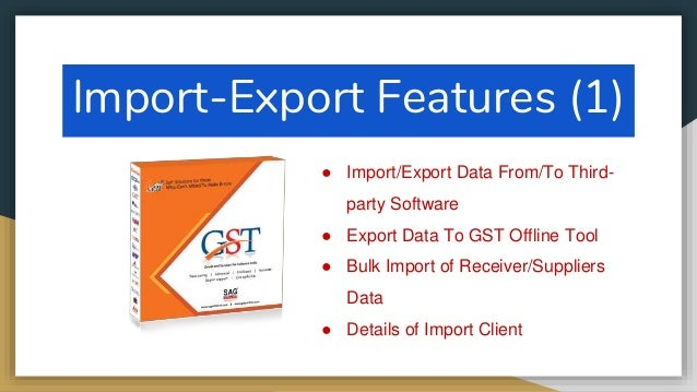 Gen GST Software: A Smart Solution for Complete GST Compliance