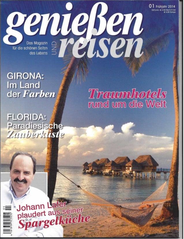Genießen & Reisen Dinarobin