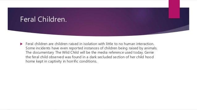 Genie (The Secret of the Wild Child).