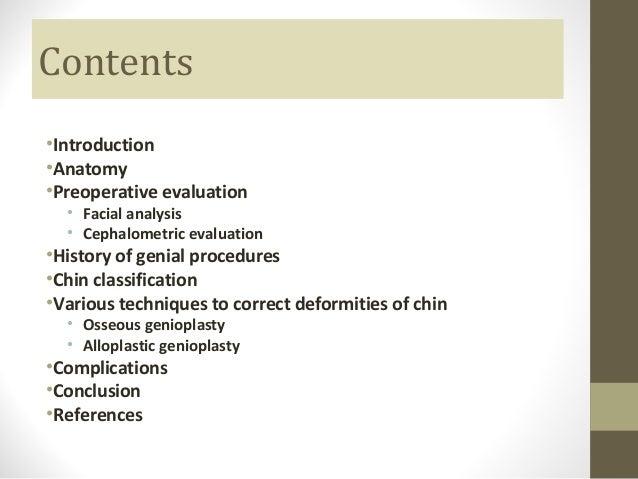 Genioplasty Slide 2