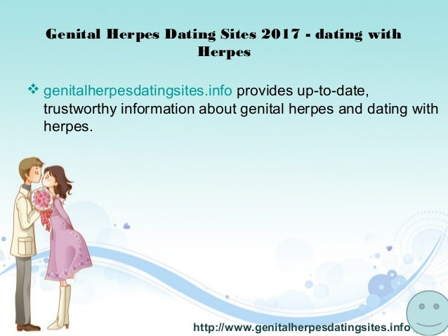 How to date with genital herpes