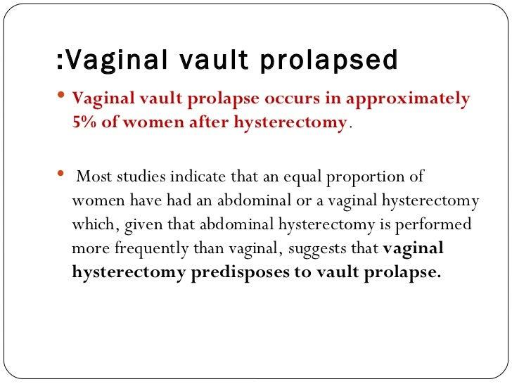 gynaecology.Genital prolapse.(dr.rojan)