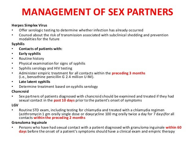 Sexuality - Sexually Transmitted Infections - Genital ...