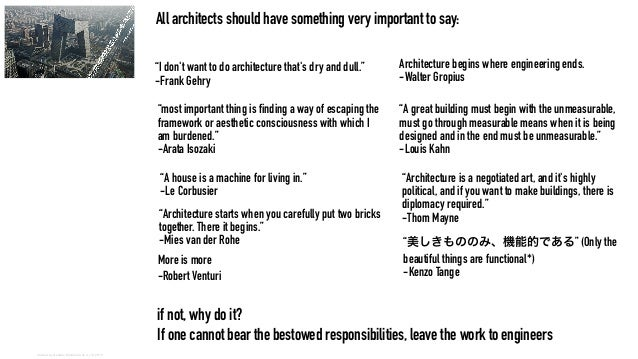 An Assumed Thesis Project For Masters In Architecture